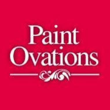 Paint Ovations Logo