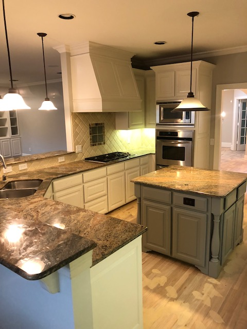 Kitchen Cabinet Refinishing Plano Texas