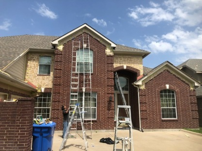 Exterior Painting Services Plano Texas