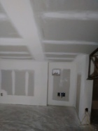 New Drywall, Plano Texas, Paint Ovations