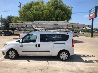 Paint Ovations Vehicles, Paint Contractor, Plano Texas
