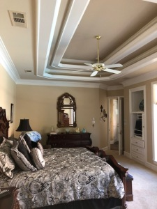 Interior Painting Contractor Plano, Texas.  House painter.
