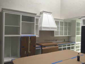 Cabinet refinishing plano texas