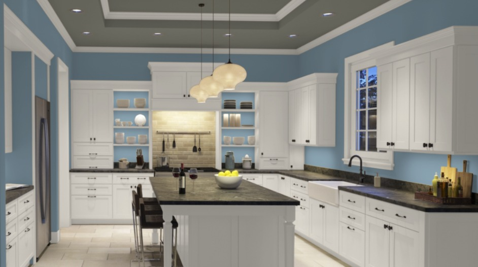 Design your kitchen today.